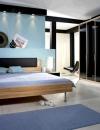غرف نوم انيقة بدرجات اللون الازرق4