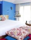 غرف نوم انيقة بدرجات اللون الازرق5