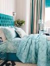 غرف نوم انيقة بدرجات اللون الازرق7