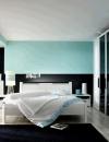 غرف نوم انيقة بدرجات اللون الازرق8