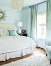 غرف نوم انيقة بدرجات اللون الازرق9