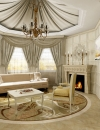 افكار تصاميم غرف معيشة فاخرة2