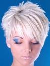 تسريحات شعر ملون 20133