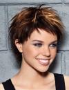 تسريحات شعر ملون 20136