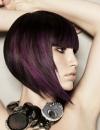 تسريحات شعر ملون 201311