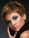 تسريحات شعر ملون 201316
