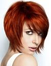 تسريحات شعر ملون 201317