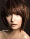 تسريحات شعر ملون 201319