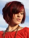 تسريحات شعر ملون 201320
