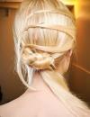احدث تسريحات الشعر لحفلات الزفاف3
