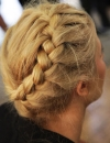 احدث تسريحات الشعر لحفلات الزفاف8