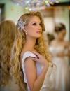 تسريحات شعر متنوعة للعروس1