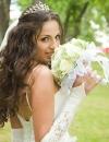 تسريحات شعر متنوعة للعروس11
