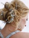 تسريحات شعر متنوعة للعروس17