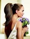 تسريحات شعر متنوعة للعروس24