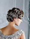تسريحات شعر متنوعة للعروس3