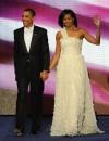 ميشيل اوباما في ثوب من جايسون وو