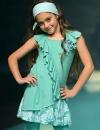 تصاميم  متنوعة من ملابس فتيات1