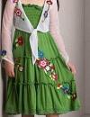 تصاميم  متنوعة من ملابس فتيات11