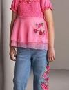 تصاميم  متنوعة من ملابس فتيات9