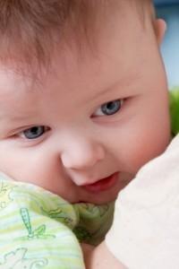 مشكلة الغازات عند الرضع