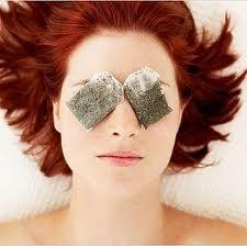 علاج العيون المنتفخة