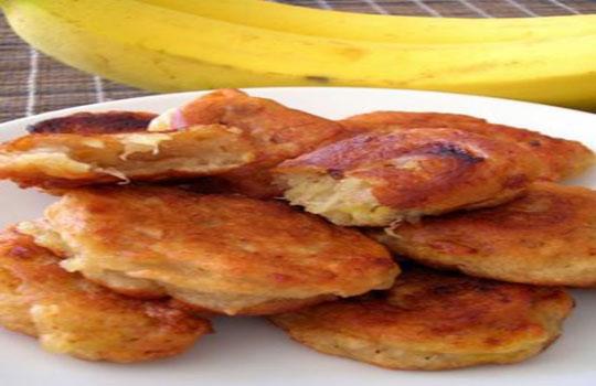 فطائر الموز