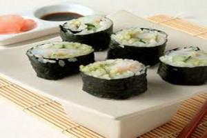 سوشي - طبق ياباني