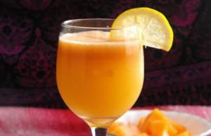 عصير الشمام