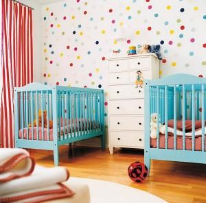 غرف اطفال رضع