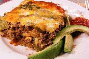 كيش سان خوسية - طبق مكسيكي