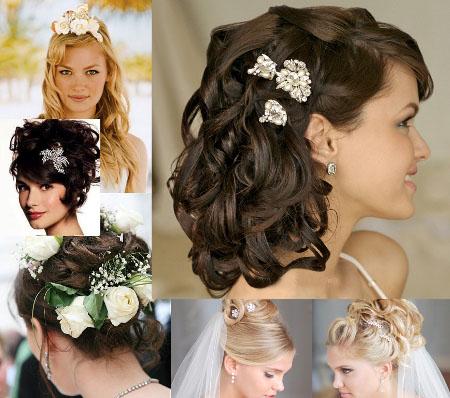 الشعر المتوسط للعرائس
