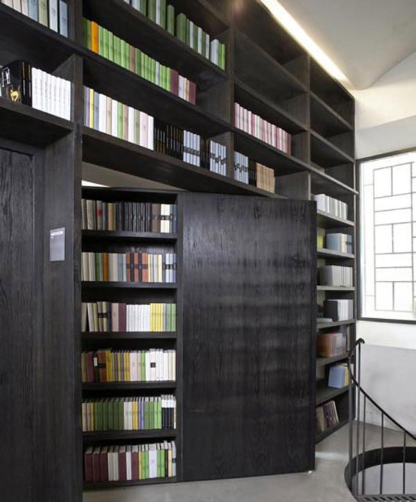 افكار تصاميم غرف مخفية في المنزل