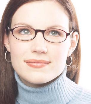 ان القيام بحركات معينة مثل التحديق يعمل على ارهاق عضلات الوجه,مما يؤدي الى ظهور طبقة تحت الجلد