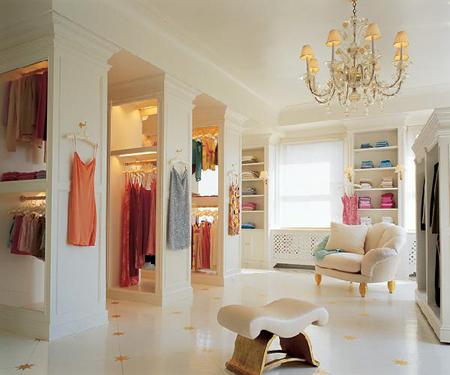 غرف خاصة لتغيير الملابس للمشاهير 5