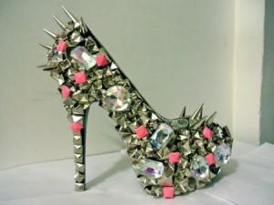 موديلات احذية سبايكي 20131