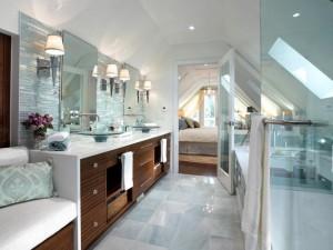5 تصاميم حمامات رائعة للغاية من تصميم كاندس اولسون CANDICE OLSON