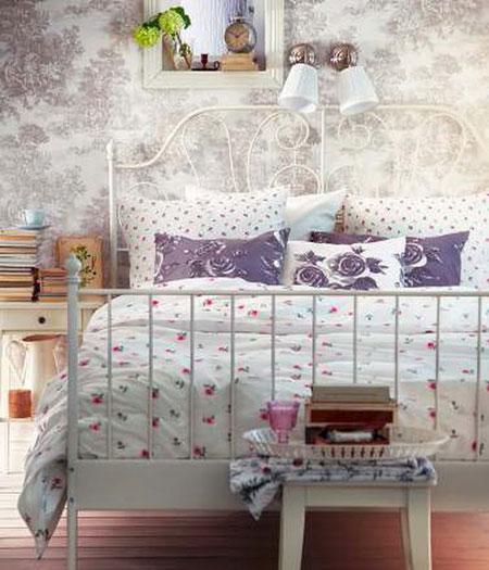 تصاميم غرف نوم من ايكيا IKEA لعام 2013