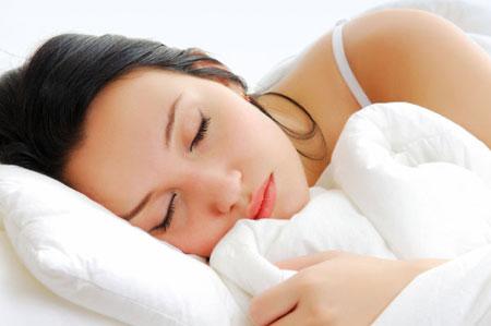 النوم,قليلاً او اكثر من اللازم