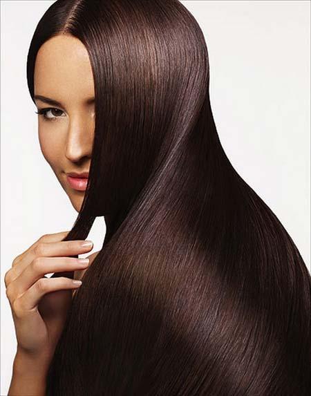 اقنعة للشعر تساعد على ان يبدو الشعر اكثر لمعاناً