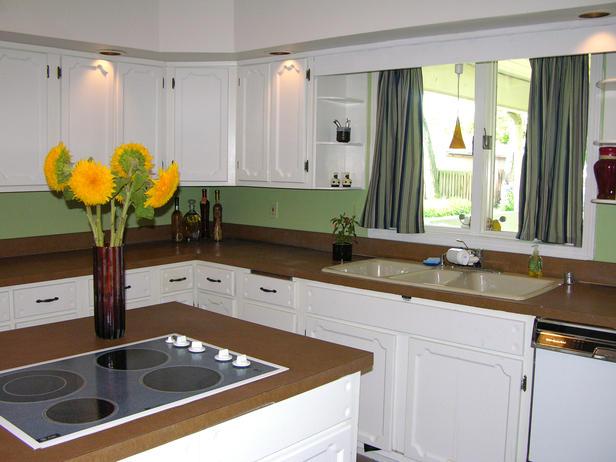 اعادة تصميم المطبخ بتكلفة معقولة