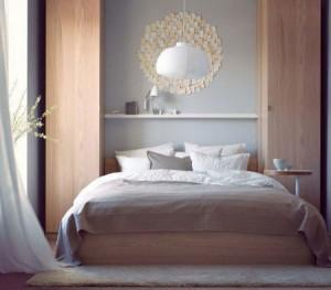 تصاميم غرف نوم من ايكيا IKEA لعام 20131
