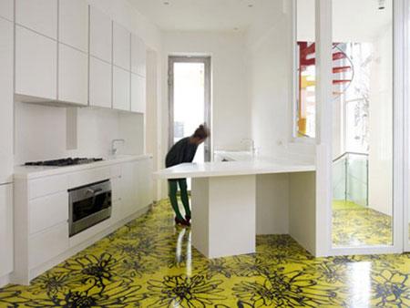 تصاميم ارضيات للغرف المنزلية10