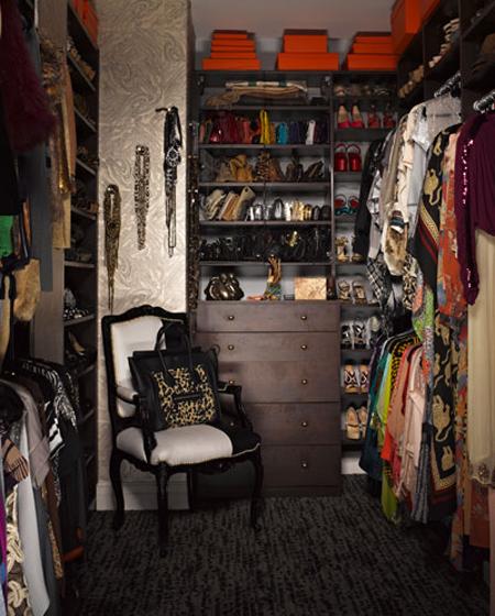 غرف خاصة لتغيير الملابس للمشاهير 10