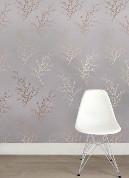 افكار تصاميم ورق جدران حديثة 20134