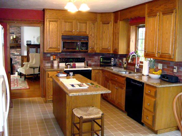 موديل مطبخ المساحة غير مستغلة فيه