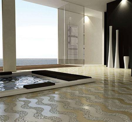 تصاميم ارضيات للغرف المنزلية7