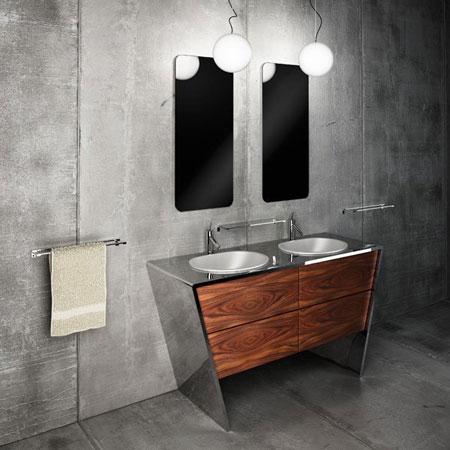 تصاميم حمامات عصرية حجرية مميزة9