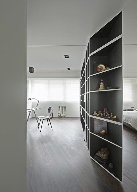 استخدام القواطع يمنحك مزيد من المساحة في الشقة