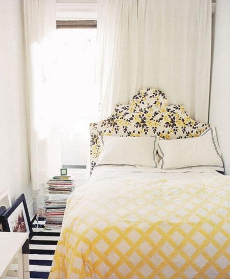تصاميم غرف نوم صغيرة جدا8